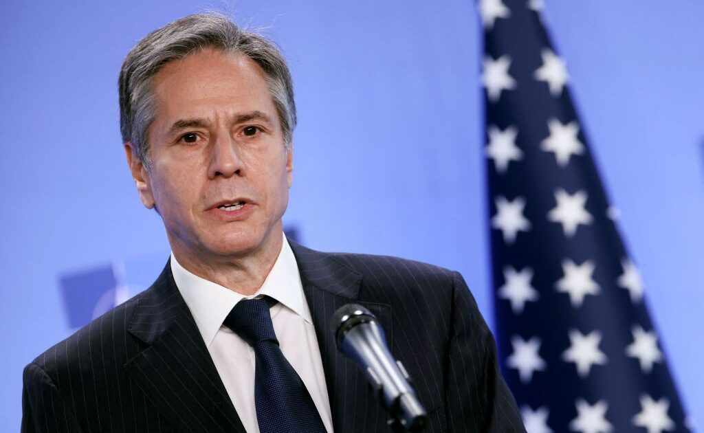 Blinken: U.S. will \u2018monitor\u2019 Afghan security after withdrawal