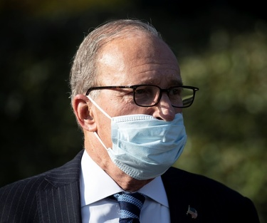 Kudlow: Stimulus Talks 'Slowed Down, But They Aren't Ending'