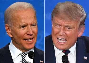 President Trump is leading over Biden in nationwide poll