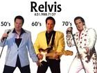 Elvis Tribute Artist - Relvis